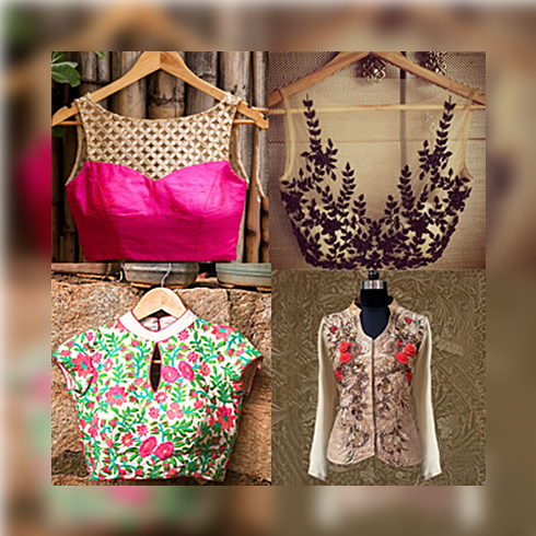 Blouse design ideas