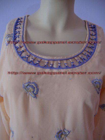 Kurthi neck pattern ideas