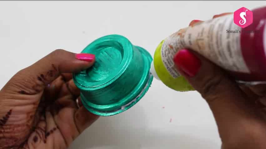 Best out of waste recycling Ice cream cups3
