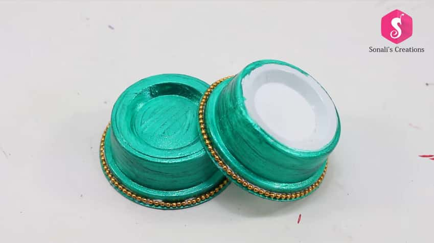 Best out of waste recycling Ice cream cups5