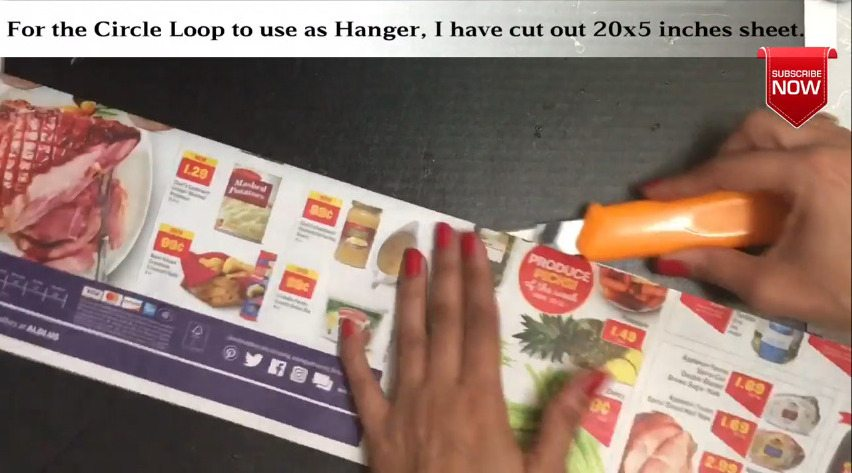 How to make hanging flower basket20