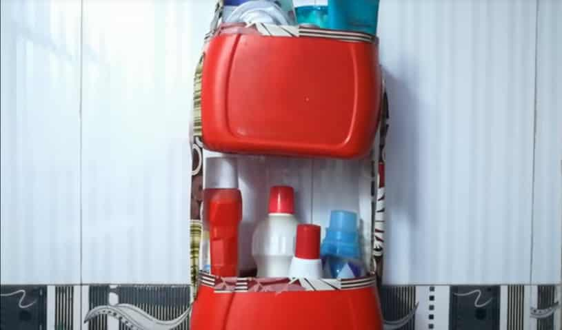 How to make multipurpose kitchen organizer1