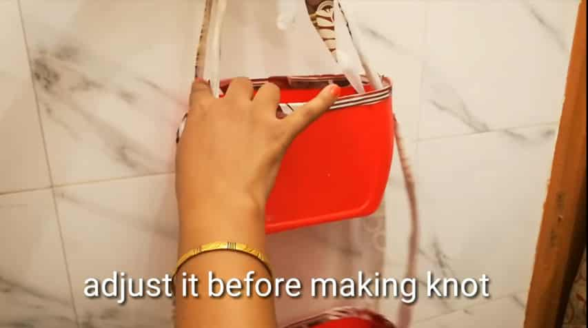 How to make multipurpose kitchen organizer15