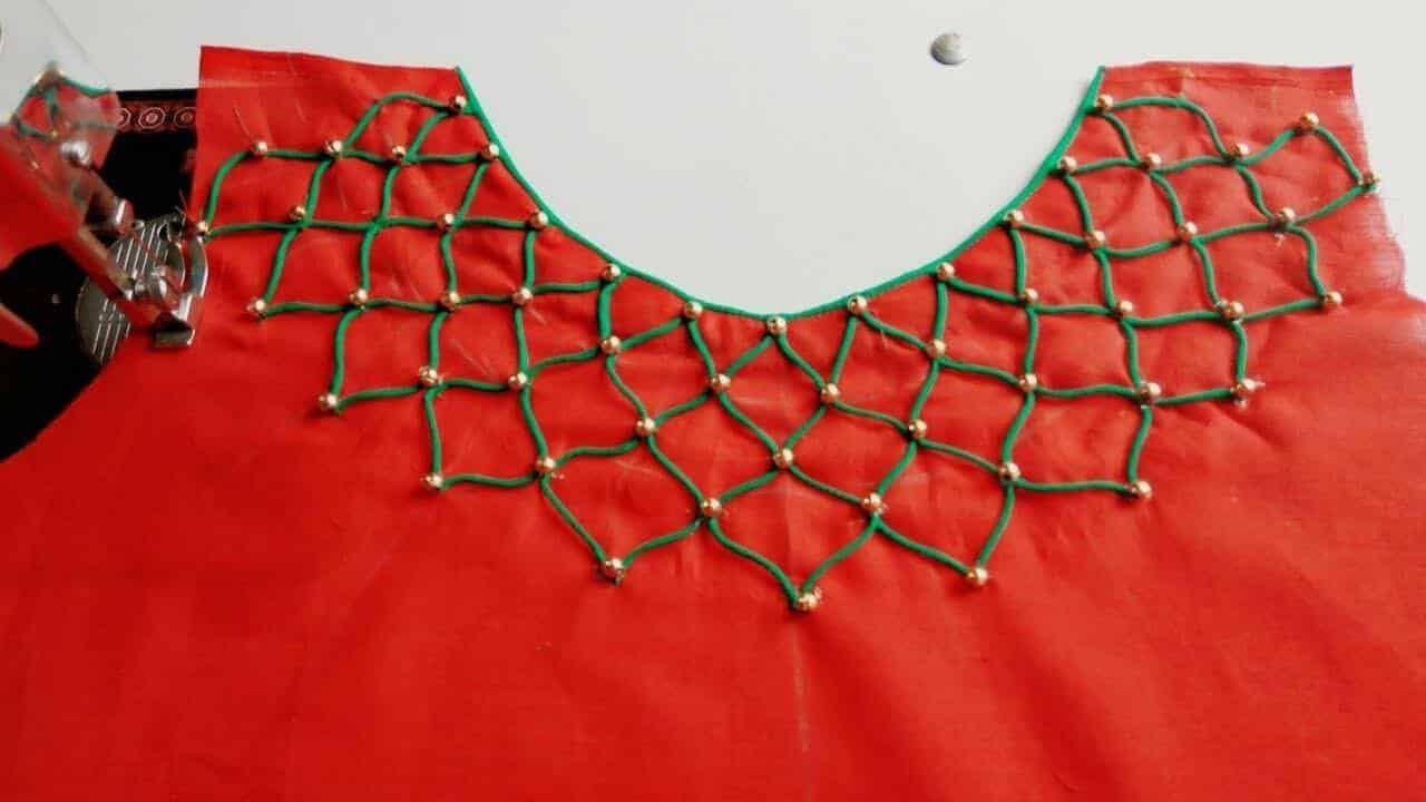 Latest And Creative Kurti Neck Designs Get Easy Art And Craft Ideas