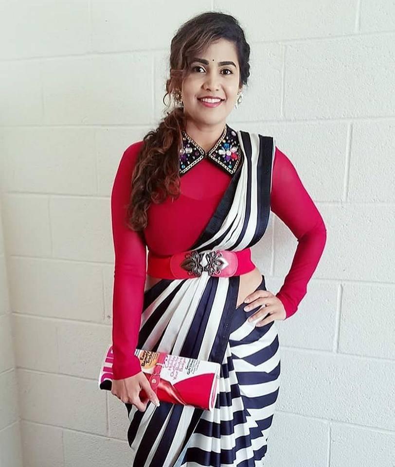 Fancy designer blouse for party wear sarees16