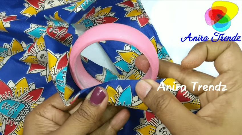 How to make Kalamkari bangle4