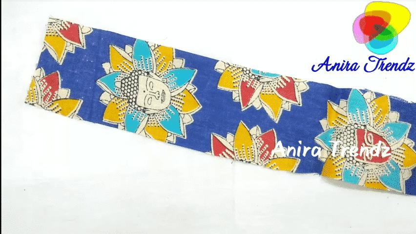How to make Kalamkari bangle5