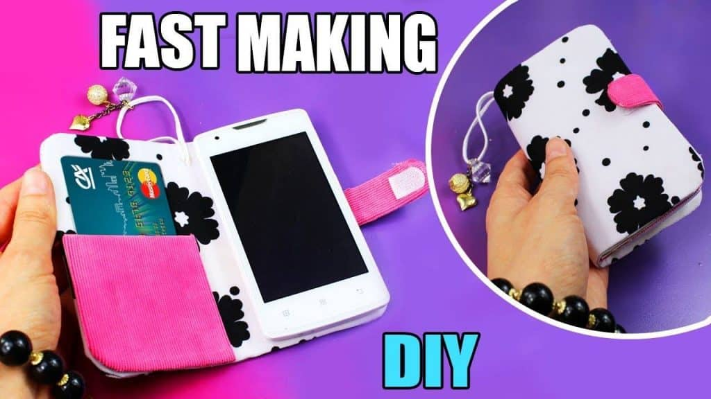 How to make a cute phone case really easy1