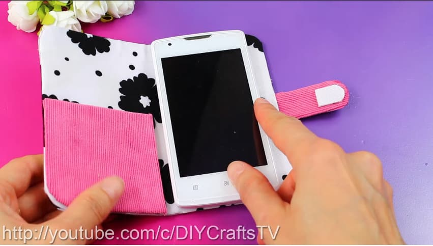 How to make a cute phone case really easy15