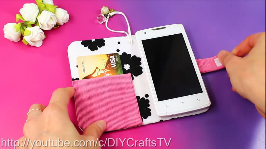 How to make a cute phone case really easy19