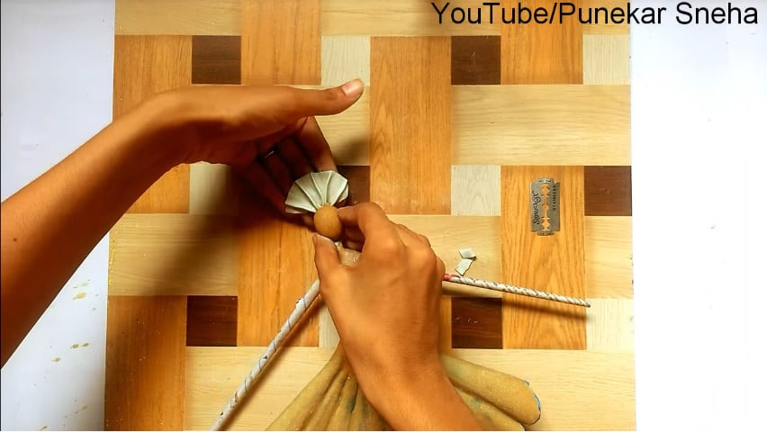 How to make a wall decor16
