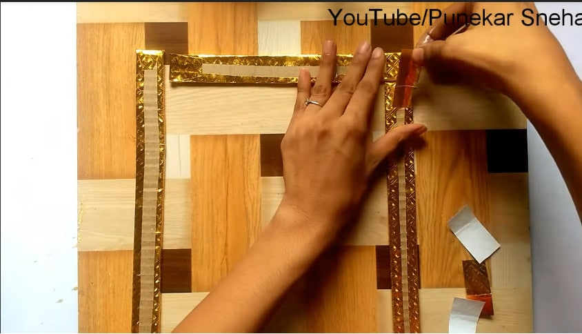 How to make a wall decor22