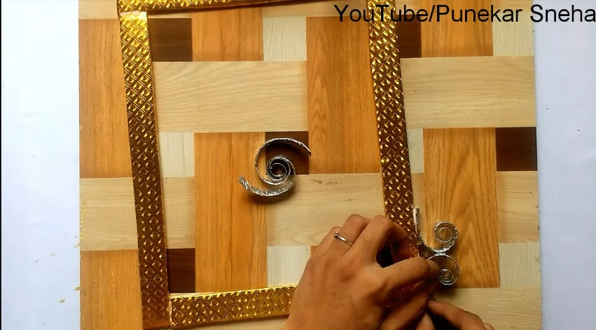 How to make a wall decor23
