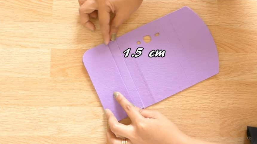How to make mobile cover at home12