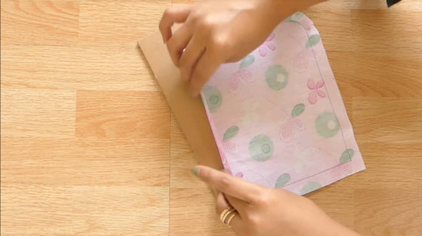 How to make mobile cover at home16
