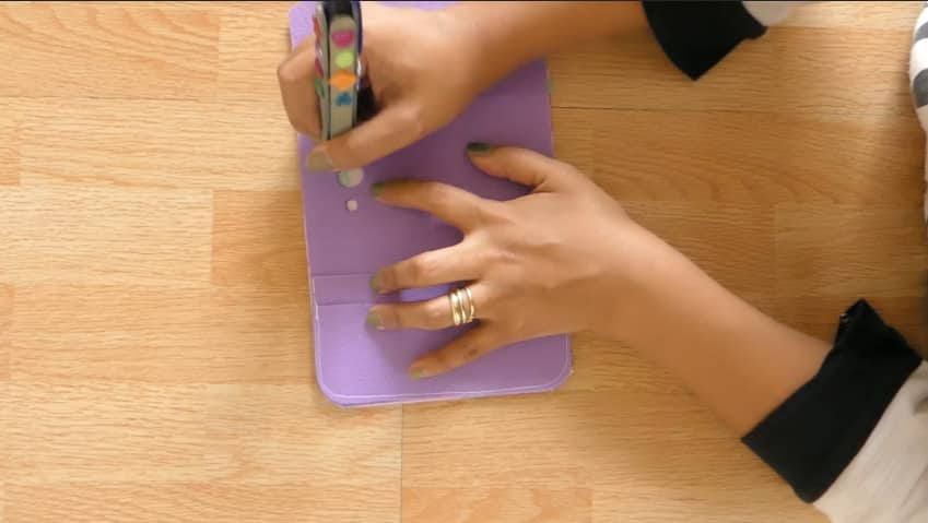 How to make mobile cover at home18