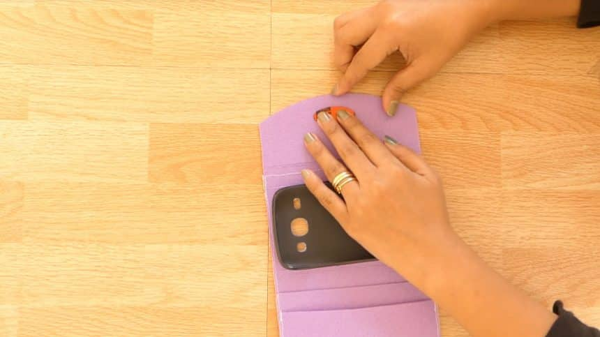 How to make mobile cover at home23