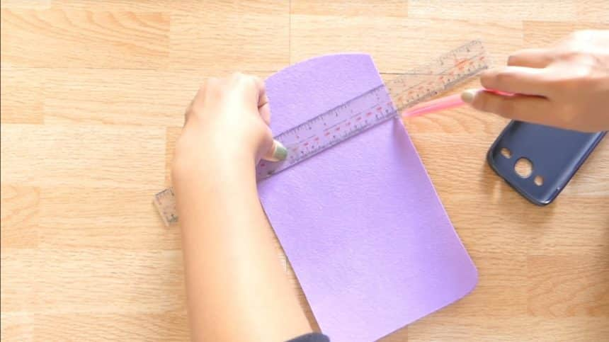 How to make mobile cover at home9