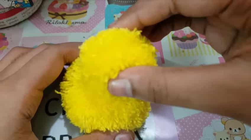 How to make pom pom chicken13