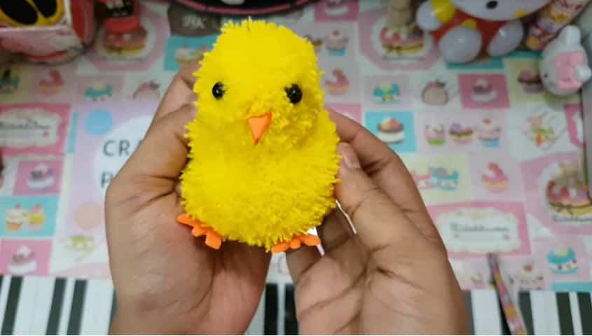 How to make pom pom chicken18