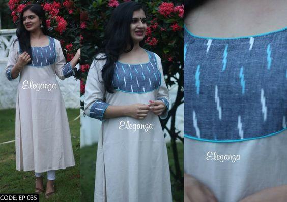Latest ethnic designer kurta13