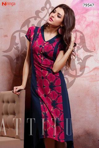 Latest ethnic designer kurta17