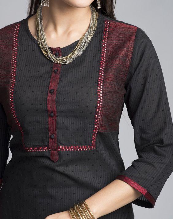 Latest ethnic designer kurta18