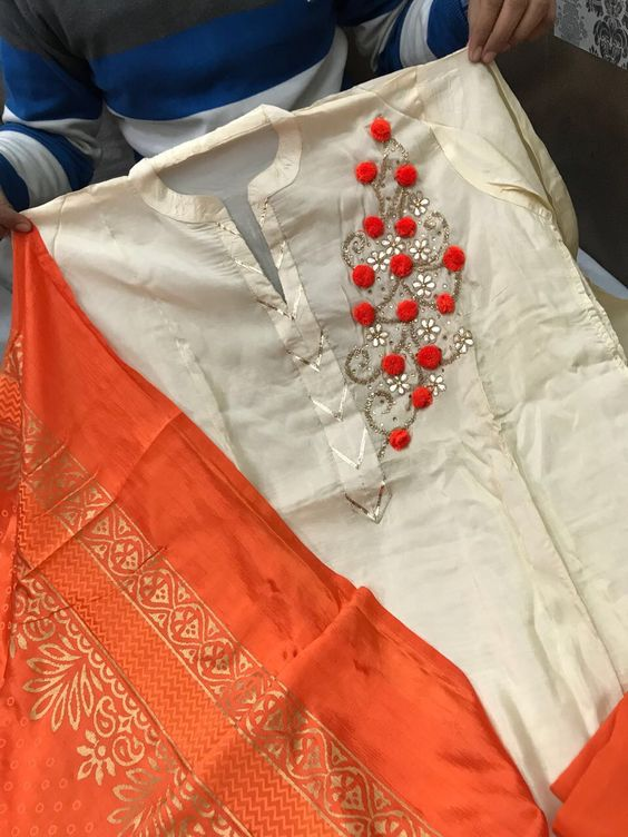 Latest ethnic designer kurta21