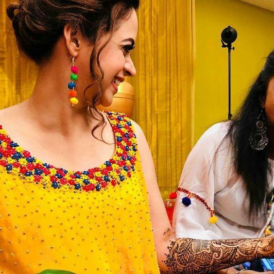 Latest ethnic designer kurta24