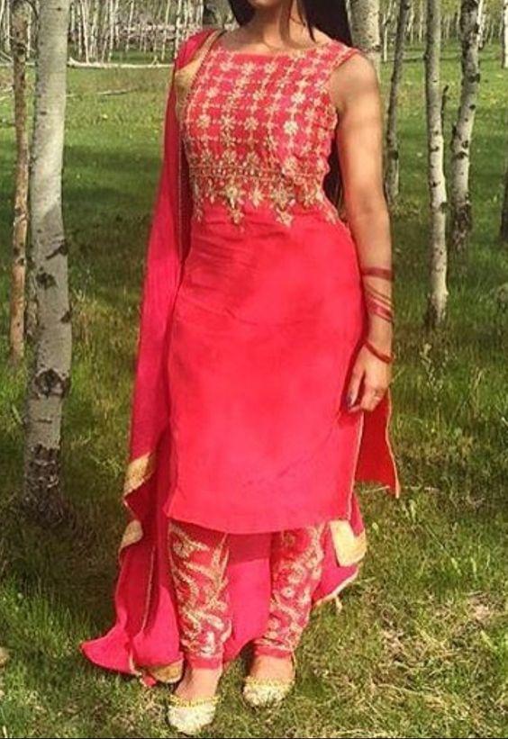 Latest ethnic designer kurta25