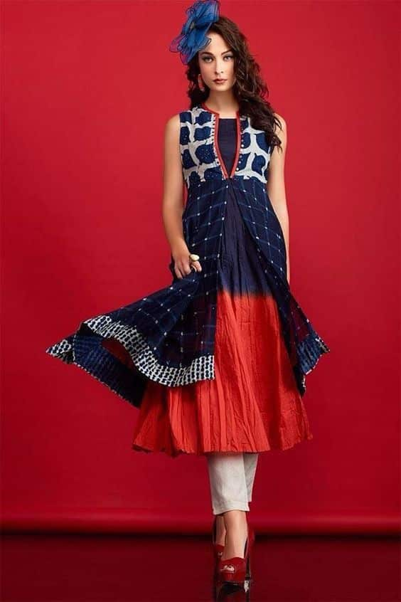 Latest ethnic designer kurta27