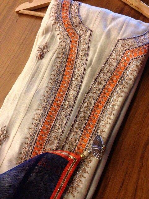 Latest ethnic designer kurta29