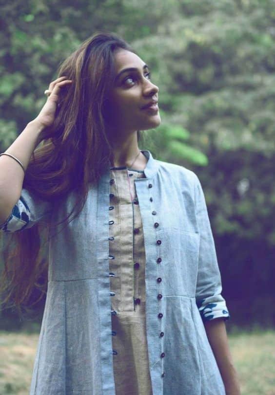 Latest ethnic designer kurta3