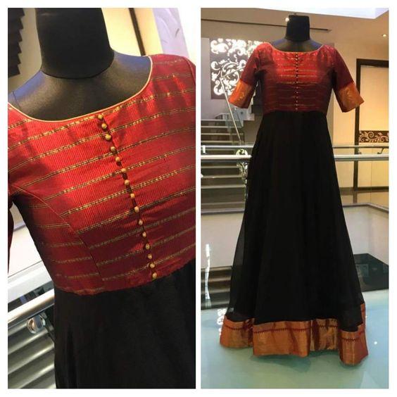 Latest ethnic designer kurta34