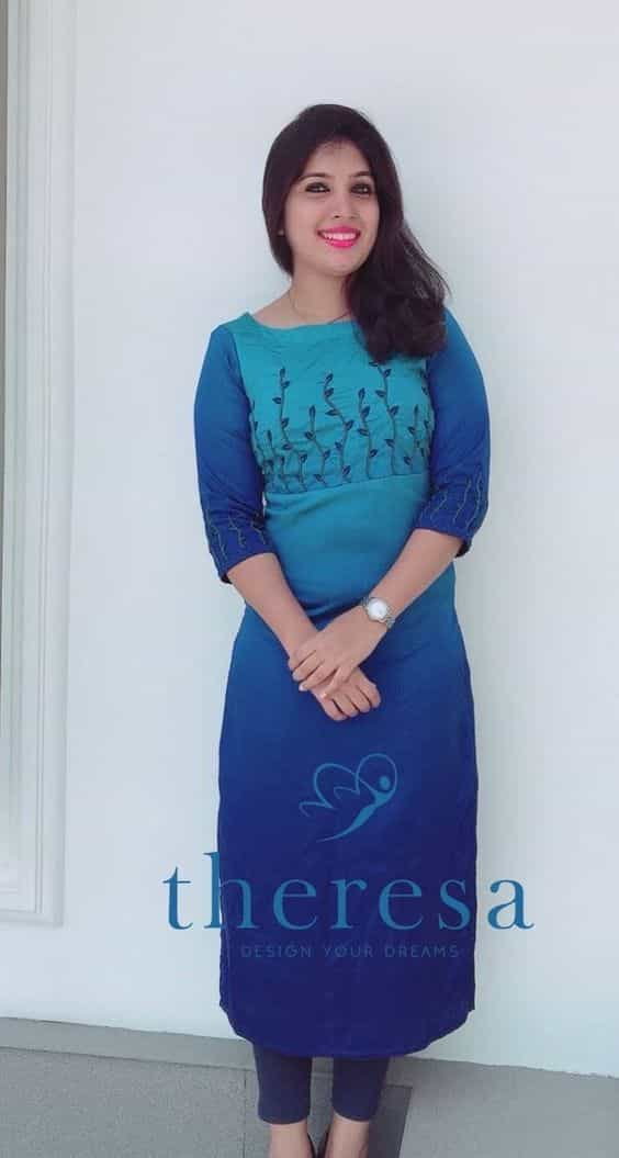 Latest ethnic designer kurta4