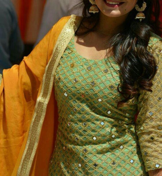 Latest ethnic designer kurta7