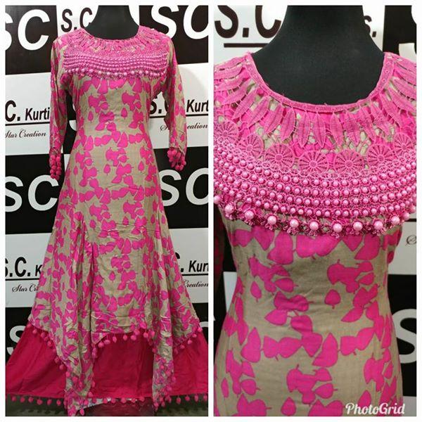 Latest kurti styles for women1