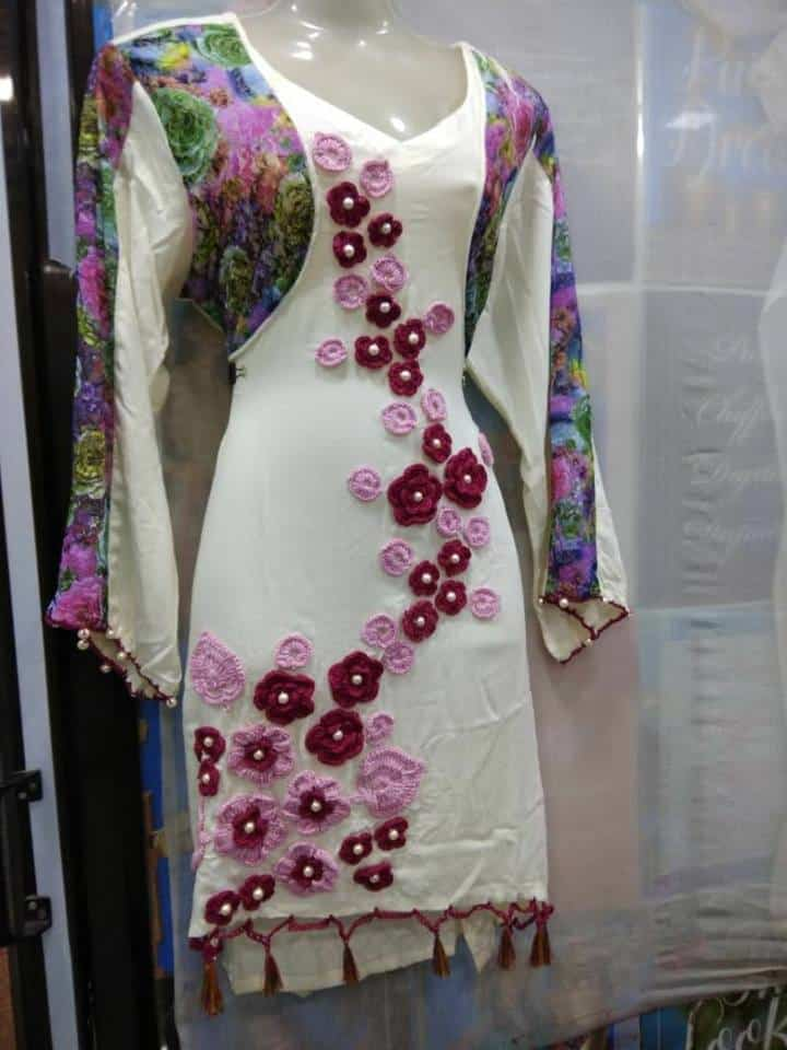 Latest kurti styles for women12