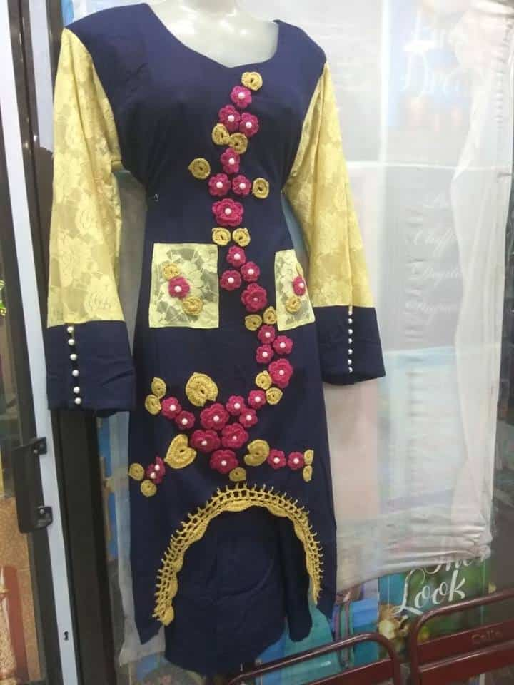 Latest kurti styles for women14