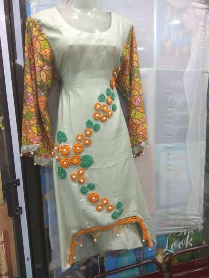 Latest kurti styles for women20