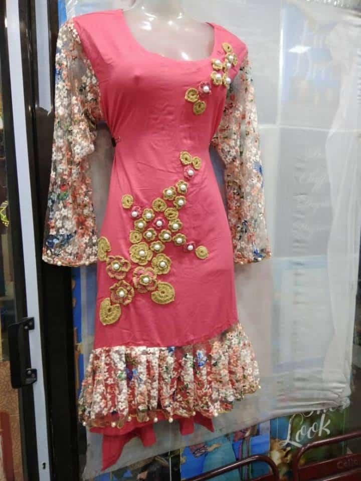 Latest kurti styles for women21