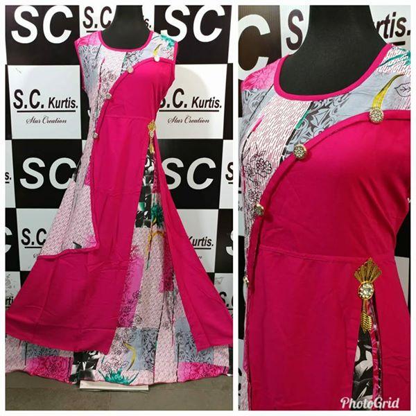 Latest kurti styles for women5