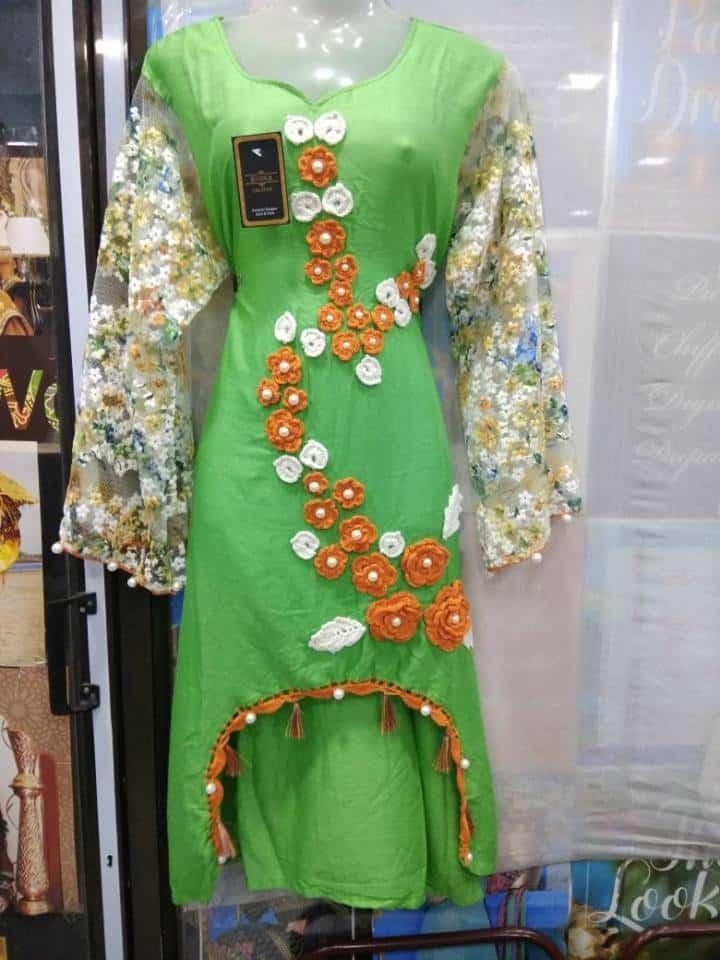 Latest kurti styles for women8