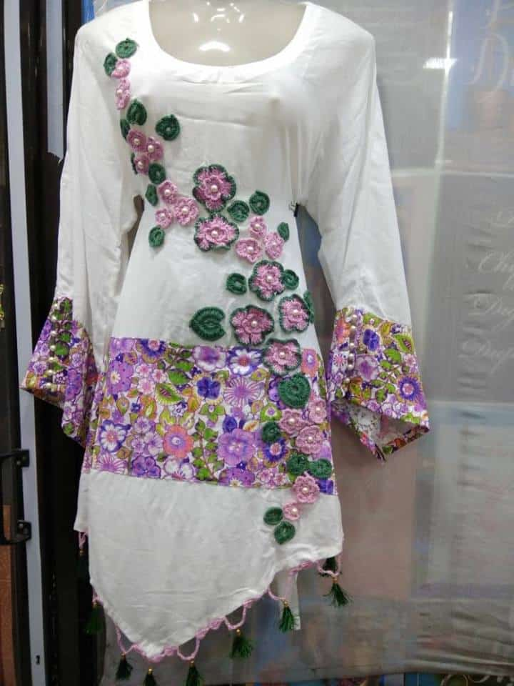 Latest kurti styles for women9