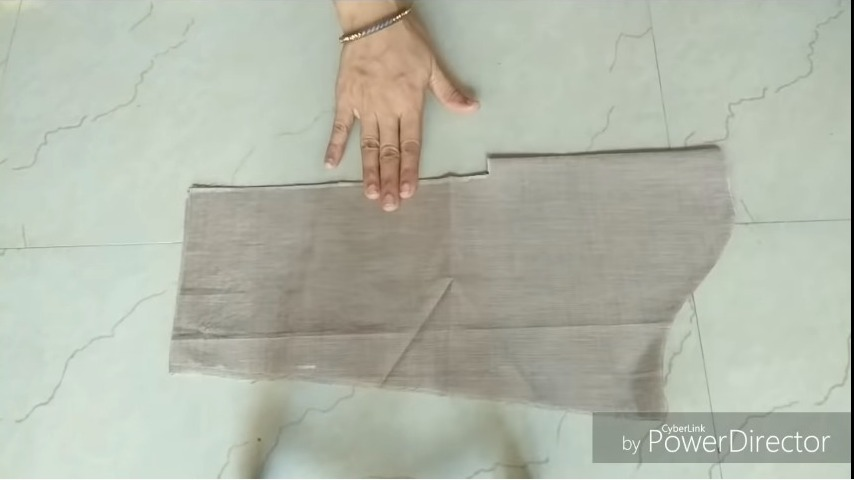 Designer sleeves cutting and stitching for suit