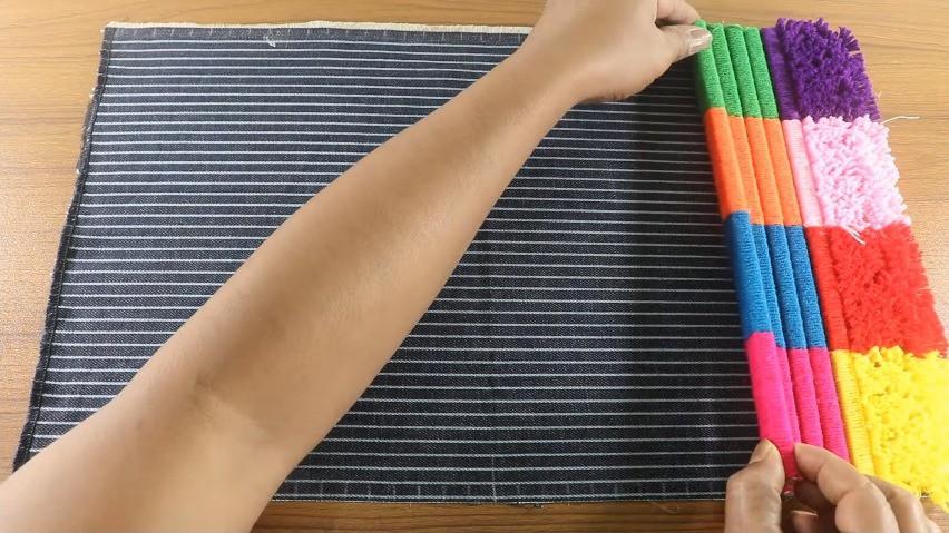 Make amazing doormat at home