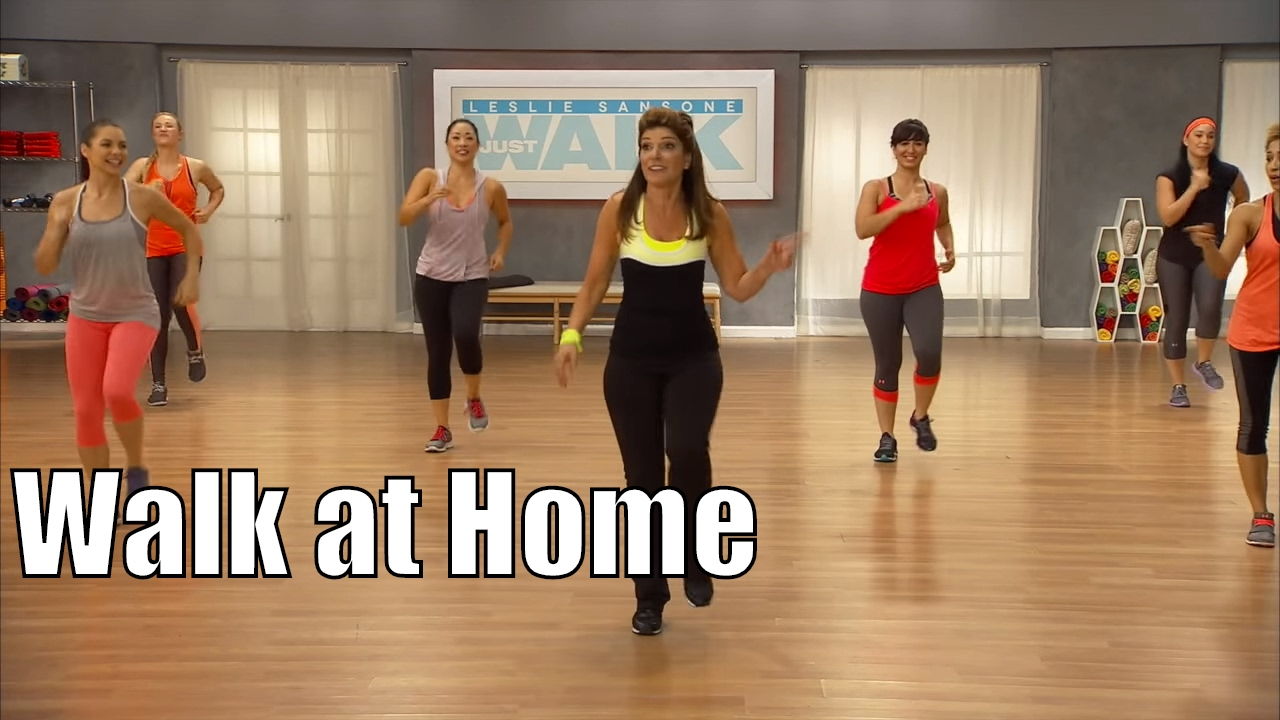 Walk at Home for Weight Loss