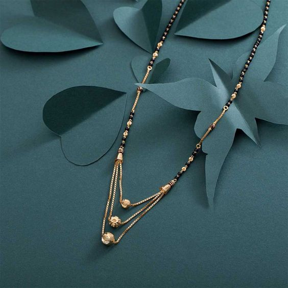 Simple Mangalsutra Designs that You'll Love