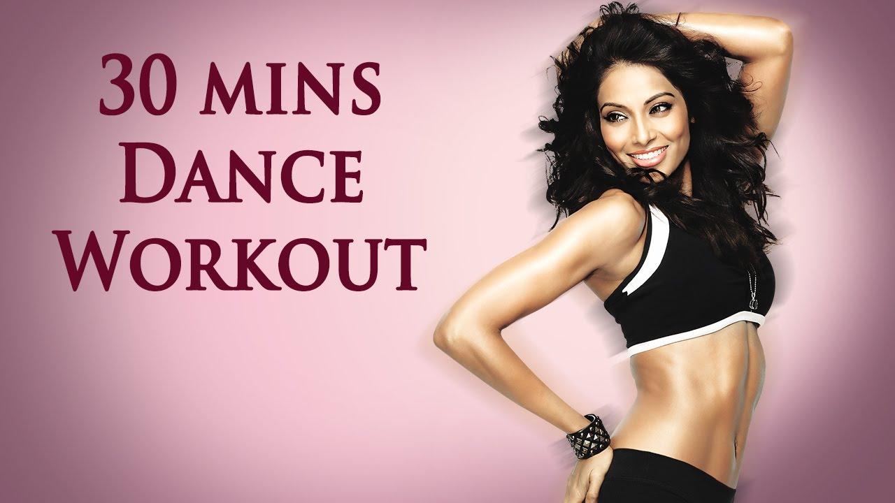 30 Mins aerobic dance workout