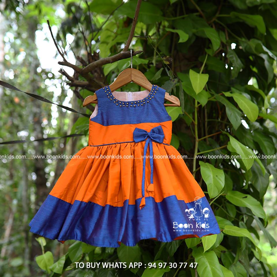 Awesome New Frock Designs for Girls